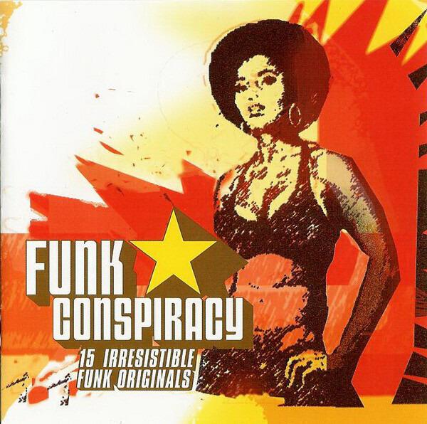 THE METERS / JAMES BROWN / CON FUNK SHUN - Funk Conspiracy - CD