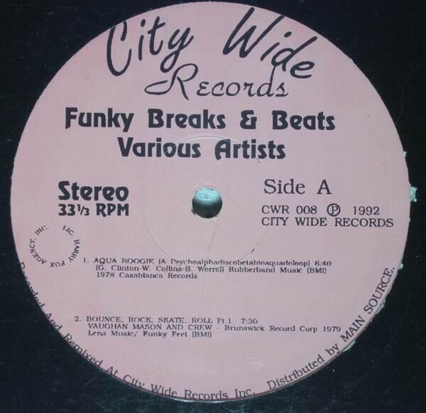 #<Artist:0x00007fd8d0bd3368> - Funky Breaks & Beats