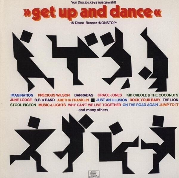 Grace Jones, Imagination, Aretha Franklin a.o. Get Up And Dance