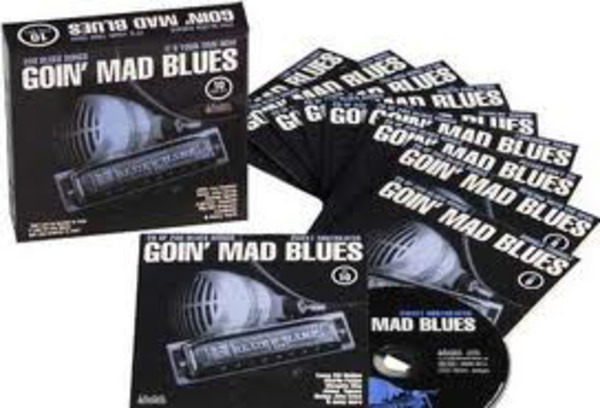#<Artist:0x007fe32c8e5230> - Goin' Mad Blues