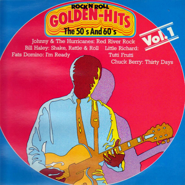 #<Artist:0x007f1de57795e8> - Golden Rock 'n' Roll Hits In the 50ies and 60ies Vol. 1