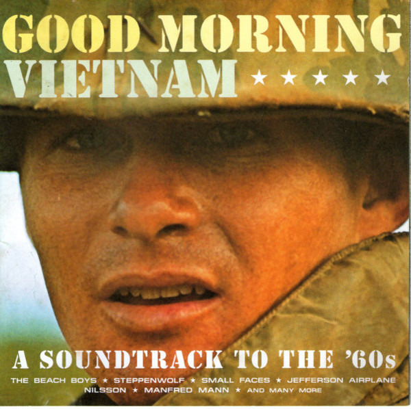 James Brown / Jefferson Airplane a.o. Good Morning Vietnam