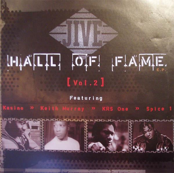 #<Artist:0x007f27757c0da0> - Hall Of Fame EP Vol. 2