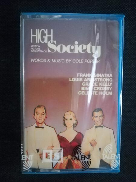 #<Artist:0x00007fd8db6a20a0> - High Society