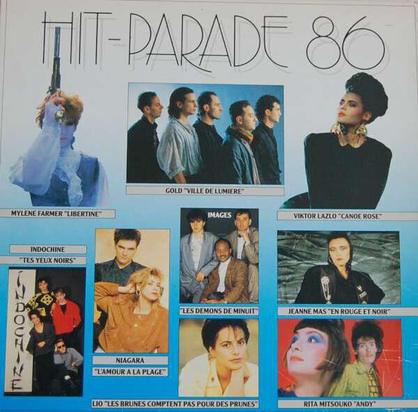 Mylene Farmer, Gold, Images, a.o. Hit-Parade 86