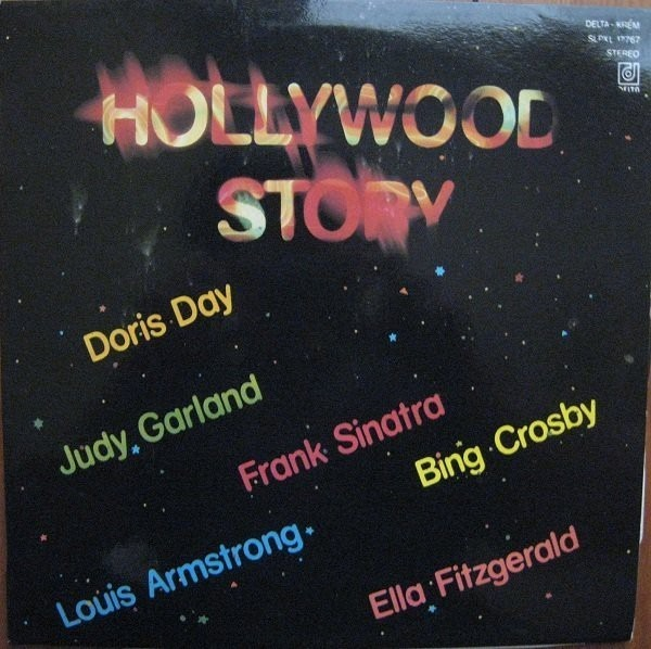 DORIS DAY, JUDY GARLAND, FRANK SINATRA ... - Hollywood Story - LP
