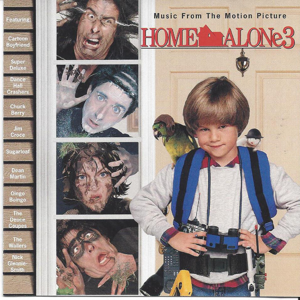 #<Artist:0x00007f6e0e831bd8> - Home Alone 3: Music From The Motion Picture