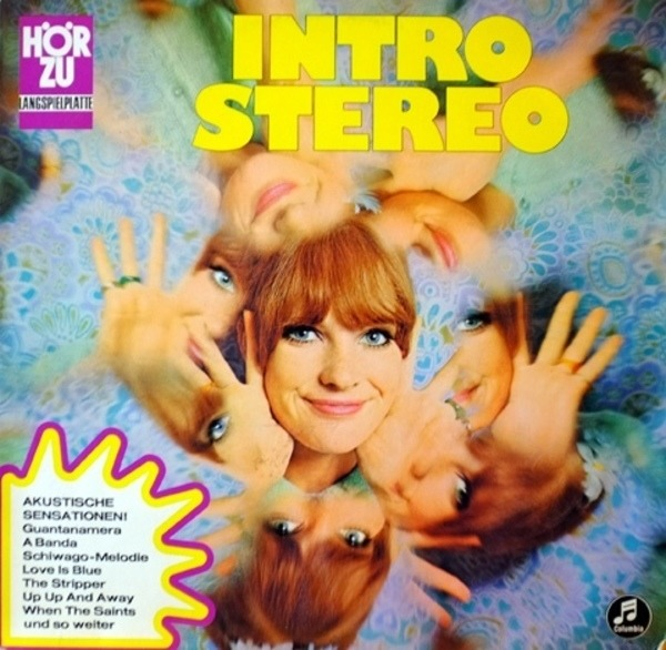 VARIOUS ARTISTS - Intro Stereo - 33T