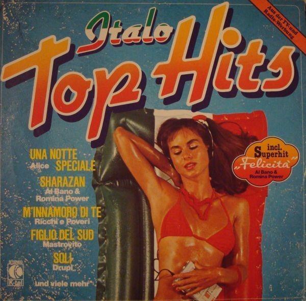 #<Artist:0x00007fcea57e4368> - Italo Top Hits