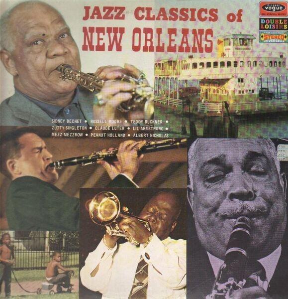 LA ROCCA, BOWMAN A.O. - Jazz Classics Of New Orleans - LP x 2