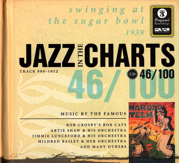 #<Artist:0x00007fd906226c58> - Jazz In The Charts 46/100