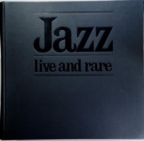 #<Artist:0x007fe152d26af0> - Jazz Live And Rare
