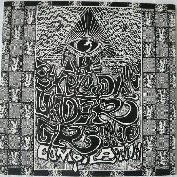27 Various, Sick Rose a.o. Kaleidoscope Presents: The Exploding Underground Compilation