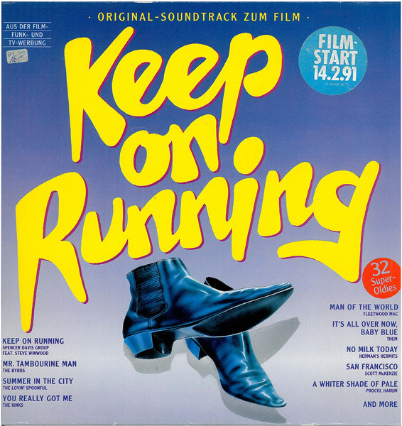 #<Artist:0x00007fce640e8cf8> - Keep On Running