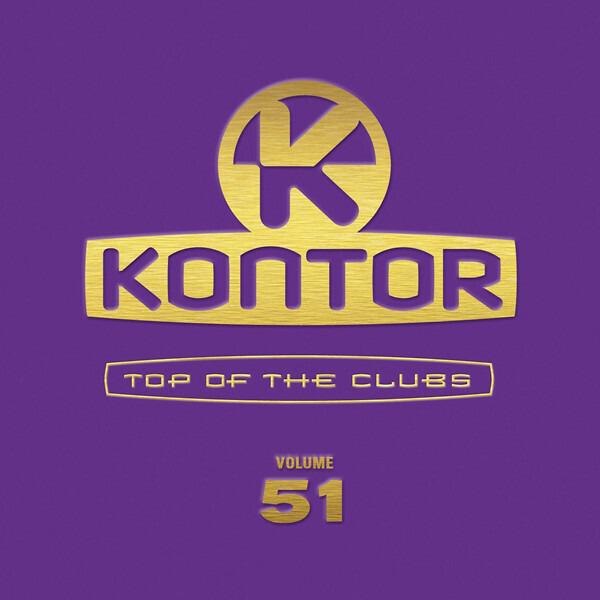 #<Artist:0x007f2774c54610> - Kontor - Top Of The Clubs Volume 51