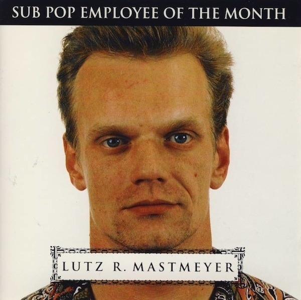 #<Artist:0x007f7878f5a738> - Lutz R. Mastmeyer: Sub Pop Employee Of The Month