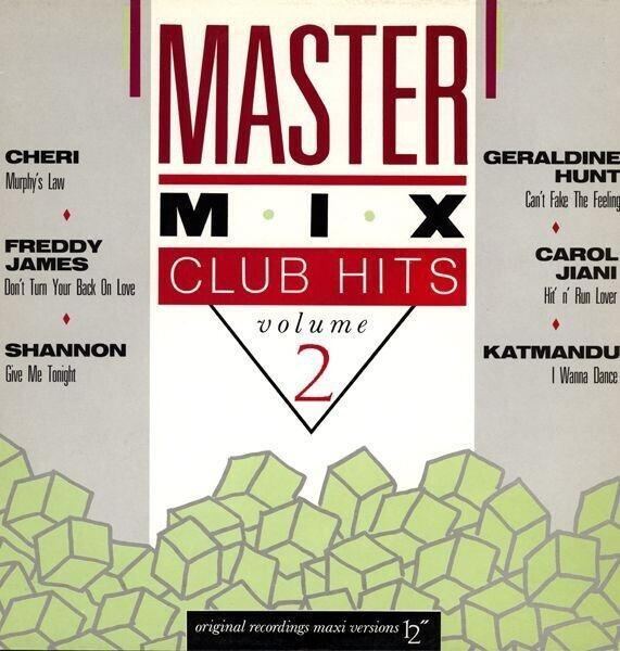 #<Artist:0x007fa7c89a5980> - Master Mix Club Hits Vol. 2