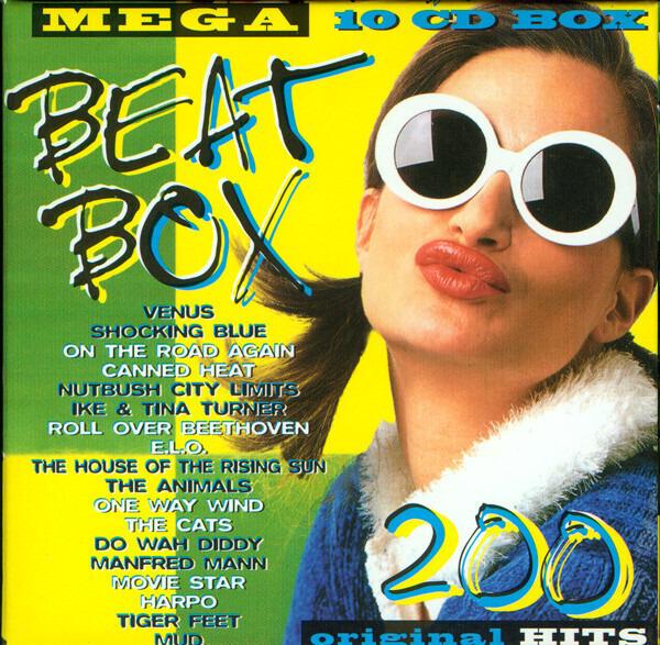 #<Artist:0x00007fd89827c108> - Mega Beat Box
