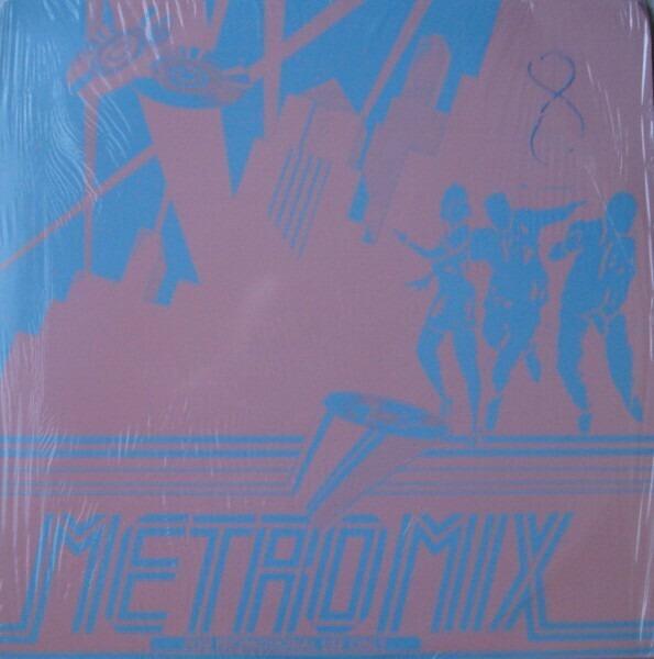 #<Artist:0x007f702f9abf90> - Metro Mix - Issue GT8