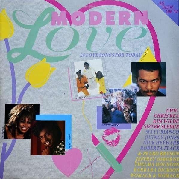 Tina Turner, Quincy Jones a.o. Modern Love