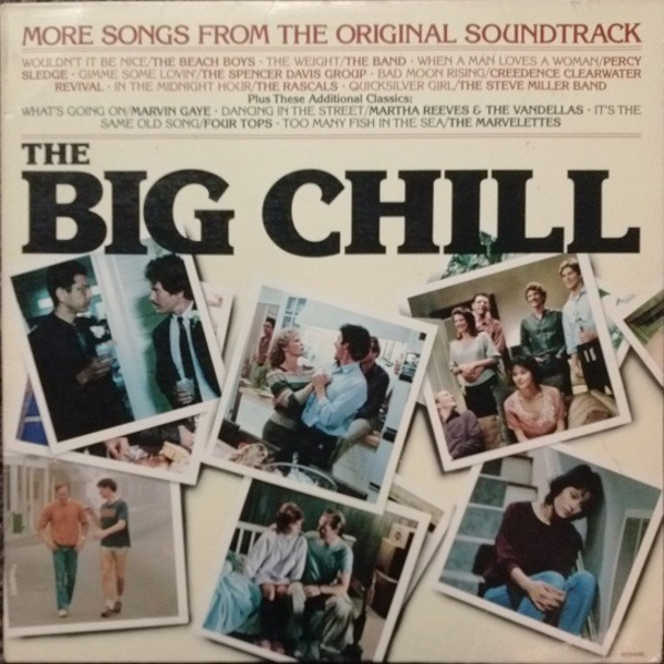 #<Artist:0x007f7991ae2ec0> - More Songs From The Original Soundtrack Of The Big Chill