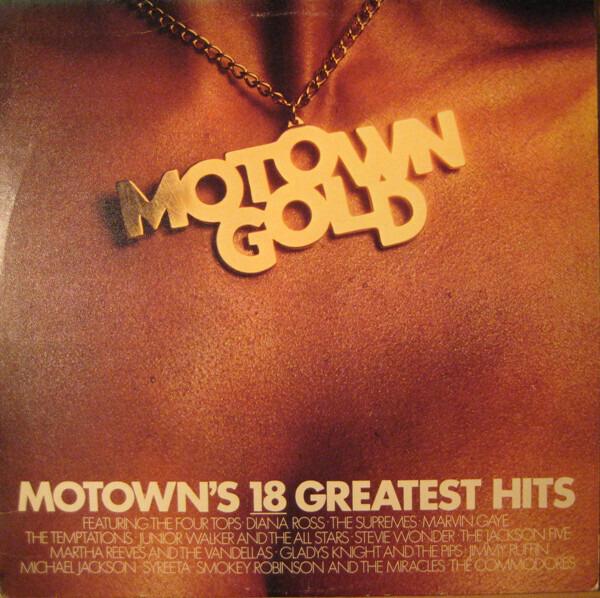 #<Artist:0x00007f4dfa70cf20> - Motown Gold