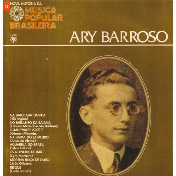 #<Artist:0x007f3b4a1b3e60> - Nova História Da Música Popular Brasileira - Ary Barrosso