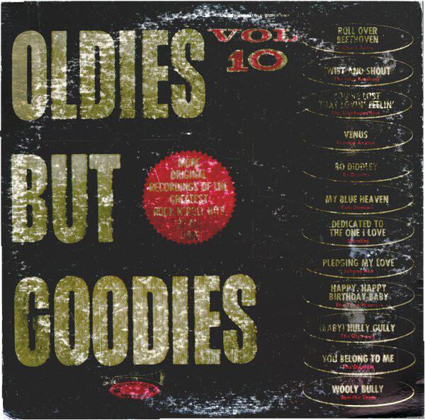 #<Artist:0x00007f4e0d1d37f8> - Oldies But Goodies, Vol. 10