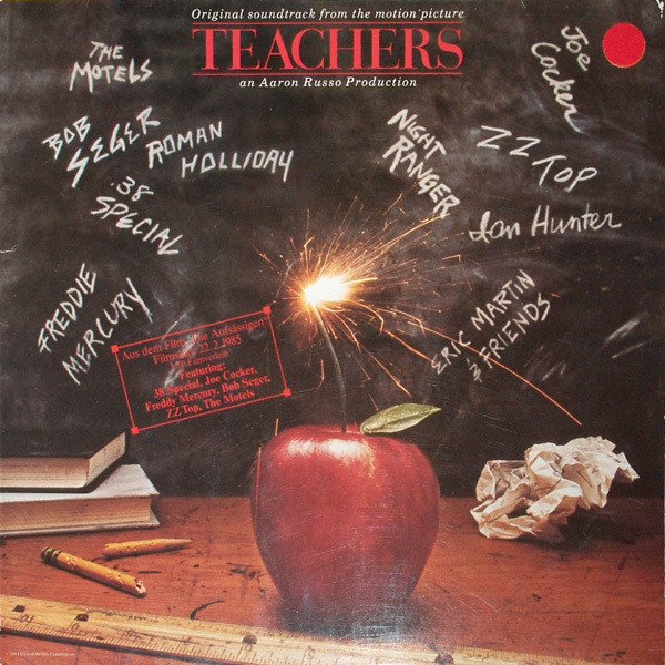 #<Artist:0x00007f4e0d4f1e58> - Original Soundtrack From The Motion Picture 'Teachers'