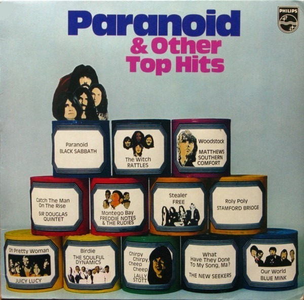 #<Artist:0x007f3bcb145718> - Paranoid & Other Top Hits