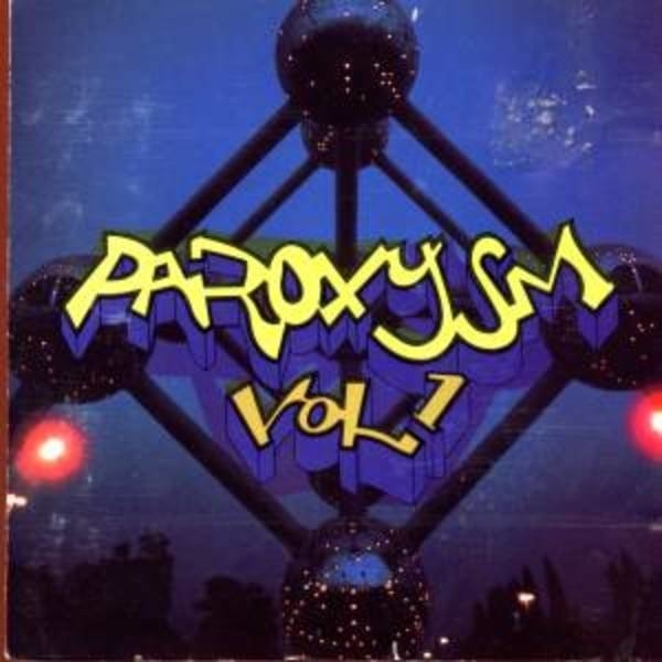 VARIOUS - Paroxysm Vol. 1 - LP