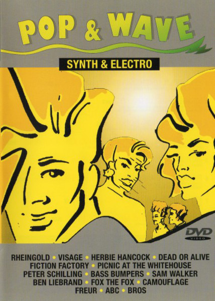 #<Artist:0x00007fce8f29d7f8> - Pop & Wave (Synth & Electro)