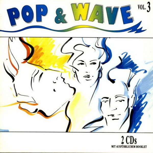 EURYTHMICS / DEPECHE MODE / BILLY IDOL A.O. - Pop & Wave Vol. 3 - Lots More Hits Of The 80's - CD x 2