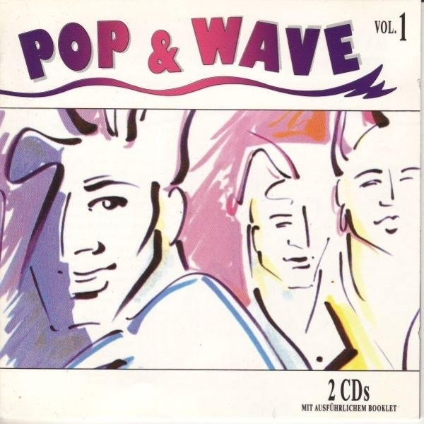 DEPECHE MODE,SOFT CELL,TEARS FOR FEARS, U.A - Pop & Wave Vol. 1 - The Hits Of The 80's - CD x 2