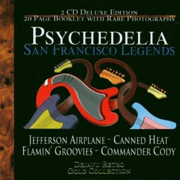 VARIOUS - Psychedelia - CD x 2