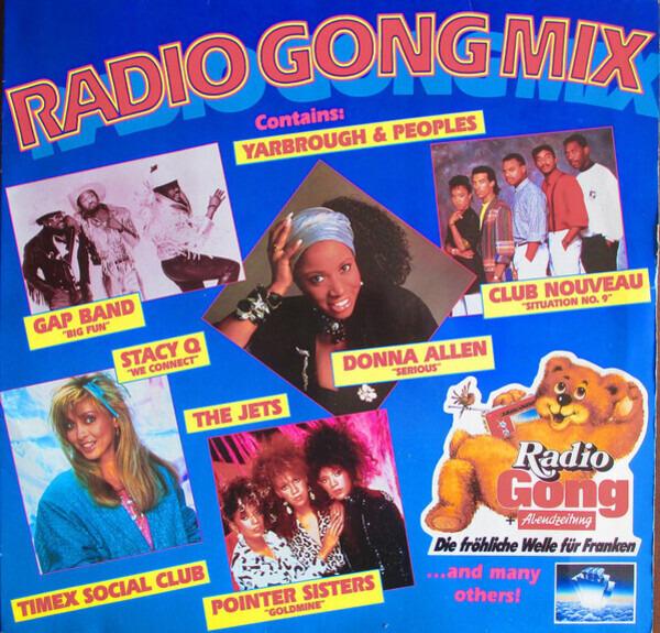 #<Artist:0x007fafc949d240> - Radio Gong Mix