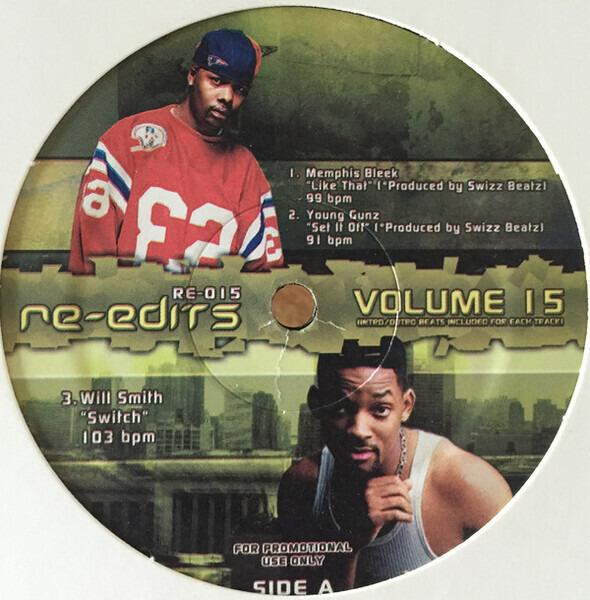Memphis Bleek, Young Gunz, a.o. Re-Edits Volume 15