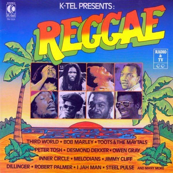 #<Artist:0x007fcf251350c8> - Reggae