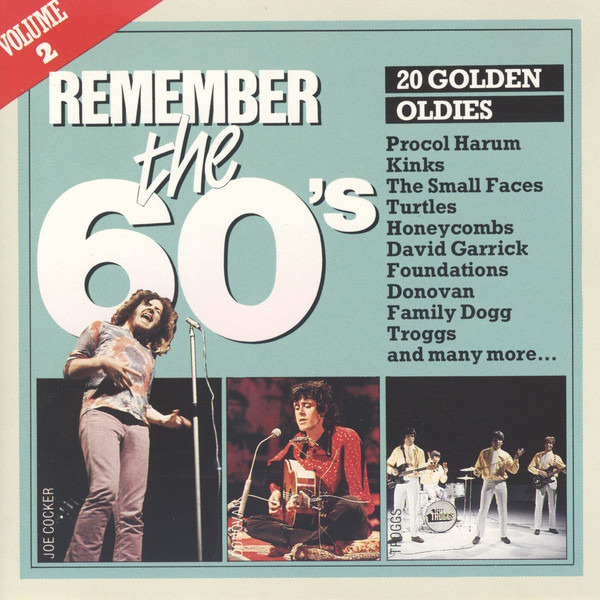 #<Artist:0x0000000008934f38> - Remember The 60's Volume 2