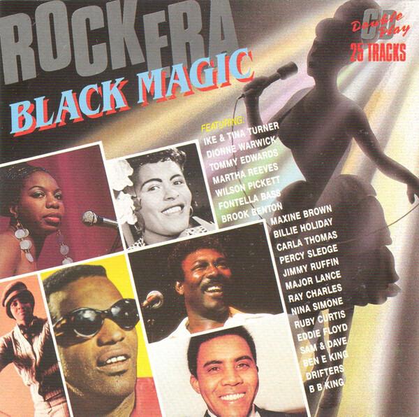 BILLIE HOLIDAY / RAY CHARLES / NINA SIMONE A.O. - Rock Era - Black Magic - CD