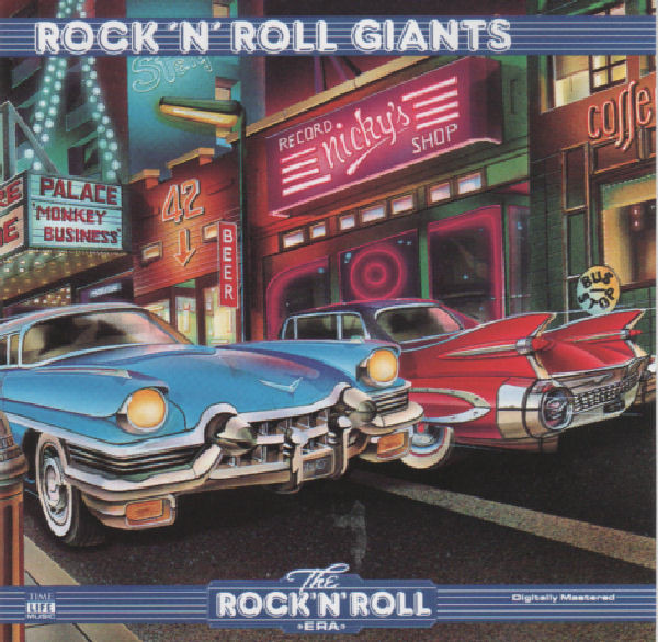 #<Artist:0x00007f4dccb8e0e0> - Rock 'N' Roll Giants