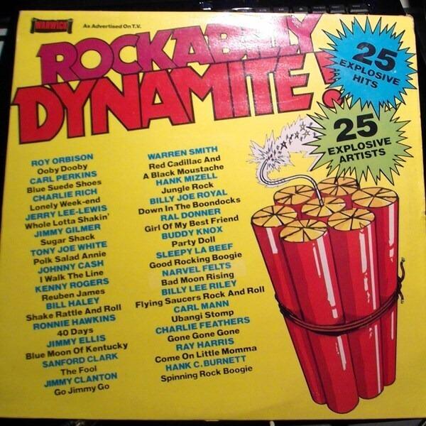 #<Artist:0x007fa4289a2ff8> - Rockabilly Dynamite!