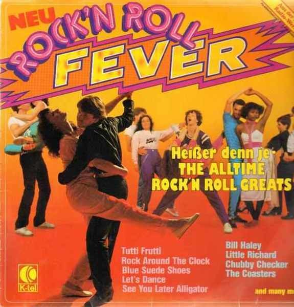 #<Artist:0x007fd614ef6cc0> - Rock 'n Roll Fever