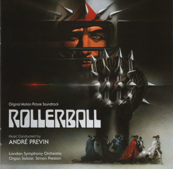 #<Artist:0x00007fd901002b20> - Rollerball (Original Motion Picture Soundtrack)