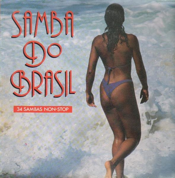 JOAO BOSCO / BILLY BLANCO A.O. - Samba Do Brasil - 33T
