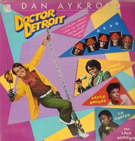 #<Artist:0x007f3dbce36268> - Songs From The Original Motion Picture Soundtrack 'Doctor Detroit'