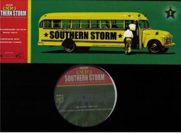 BEYONCE, SEAN PAUL - Southern Storm Vol. 1 - Maxi x 1