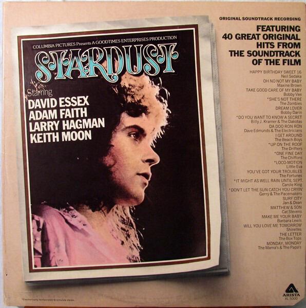 Neil Sedaka, Bobby Vee, The Zombies a.o. 'Stardust' Original Soundtrack Recording