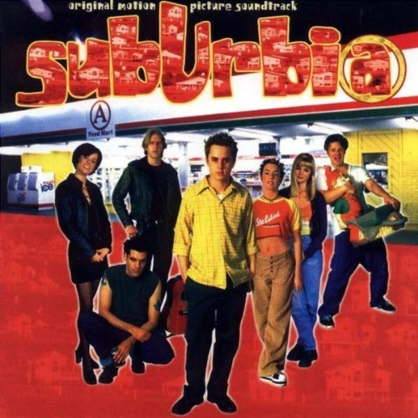 #<Artist:0x007fc37e2f1108> - SubUrbia Original Motion Picture Soundtrack