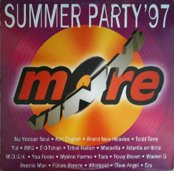 NU YORICAN SOUL, KIM ENGLISH A.O. - Summer Party '97 - Maxi x 3